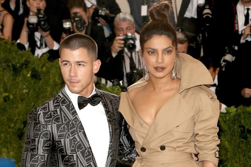 Bollywood star Priyanka Chopra and US singer Nick Jonas are due to have a traditional Hindu wedding ceremony on Dec 2, 2018, and host a reception in New Delhi next week.