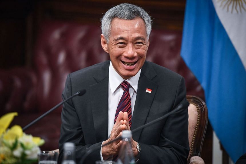 Prime Minister Lee Hsien Loong also said that companies and industries must adapt to new technologies and market conditions, while workers have to adopt the mindset of lifelong learning.
