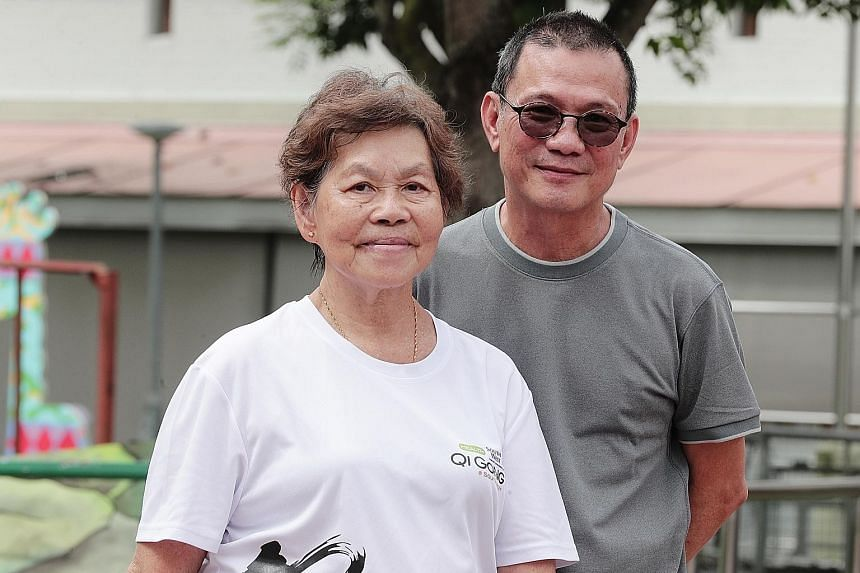 South West CDC's new initiatives aim to help caregivers like Madam Teo Ino Neo, 71, and Mr Richard Ashworth, 64. Its South West Caregiver Support Fund offers interim financial aid, while caregivers will benefit from a reference guide, and a workplace