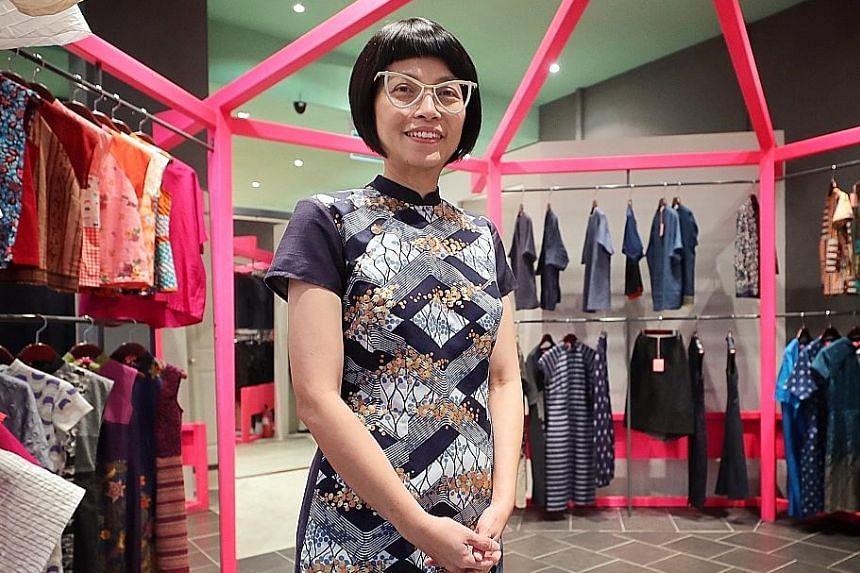 MS TAN SHEAU YUN, Tong Tong Friendship Store owner.