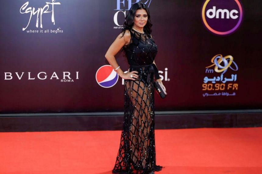 Egyptian Actress To Face Trial For Wearing Racy Dress Middle East