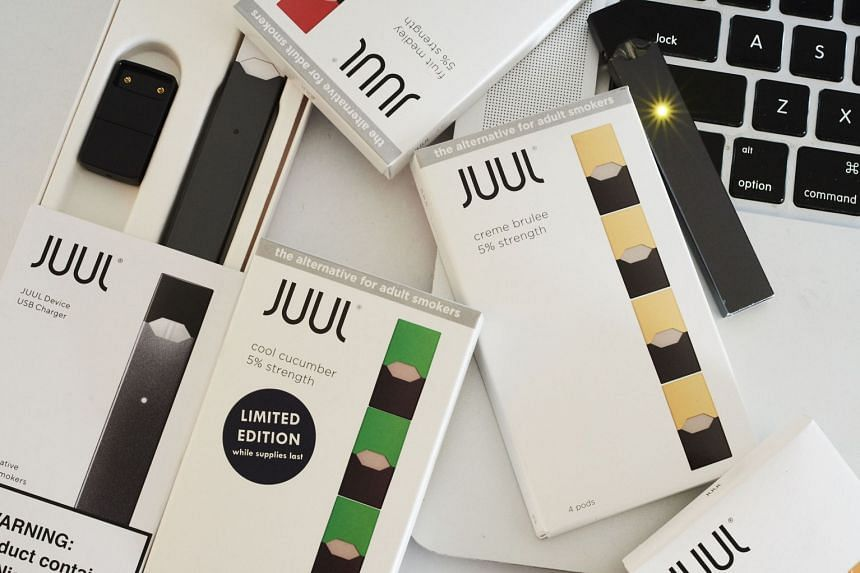 Five months after the ban took effect, Juul Labs registered its office in the Central Business District, showed Accounting and Corporate Regulatory Authority records.