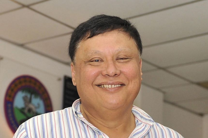Singapore Shooting Association president Michael Vaz (pictured, in 2013) is the first Singaporean to be elected an ISSF administrative council member.