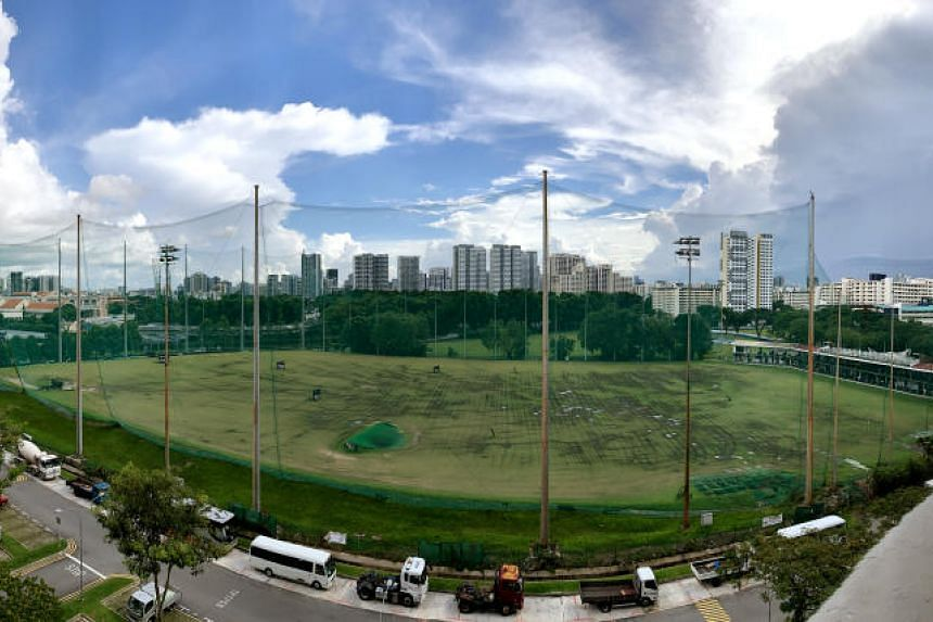 Toa Payoh Golf Range was officially closed on Dec 2, 2018.