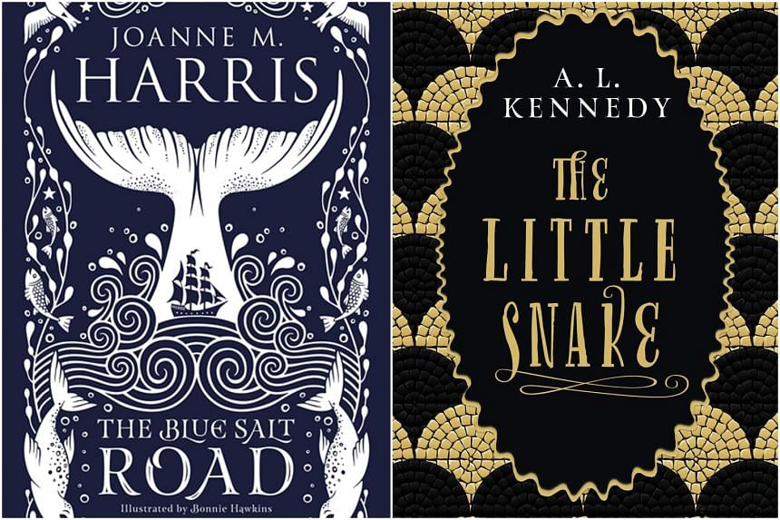 Joanne M. Harris offers an intriguing gender-bending twist on the age-old Celtic myth of the selkie with The Blue Salt Road, while A. L. Kennedy escapes the trope trap by borrowing from the fable tradition rather than following a fairy tale structure