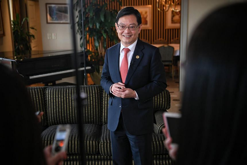 Finance Minister Heng Swee Keat was picked by the PAP's fourth-generation (4G) ministers in November to be their leader, putting him in line to be Singapore's fourth prime minister.
