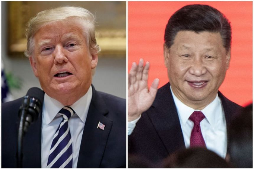US President Donald Trump agreed to hold off on new tariffs, and Chinese President Xi Jinping agreed to increase China's purchases of American products.
