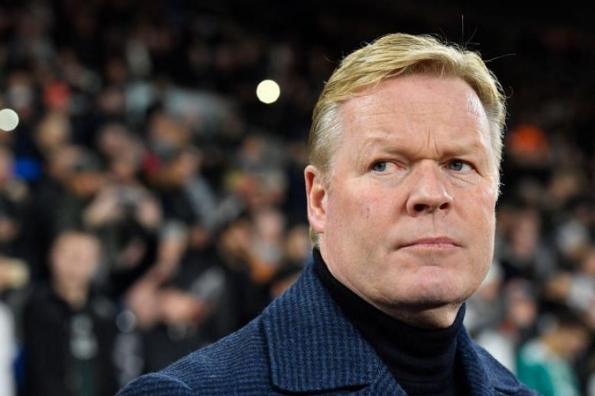 The Dutch failed to qualify for the last two major tournaments and coach Ronald Koeman said his rejuvenated side will relish the battles with Germany.