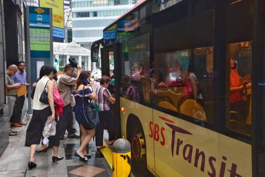 Commuters will be able to make use of the SBS Transit service from 11am to 3pm, and 8.30pm to 11.30pm for Joo Koon in Jurong, and 8.30pm to 11.45pm for Marina Downtown.