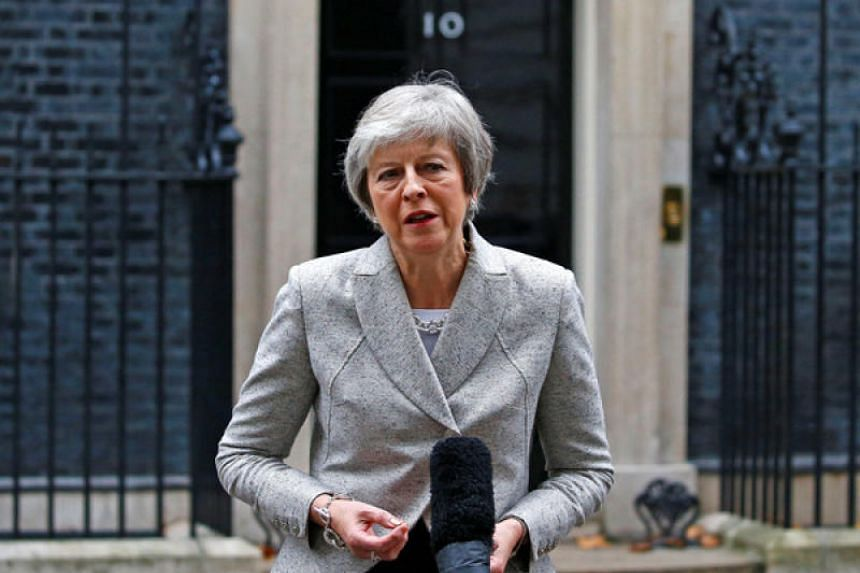Britain Prime Minister Theresa May is facing an uphill struggle to get lawmakers to back her deal to keep close economic ties with the bloc, which she agreed on with the EU in November.