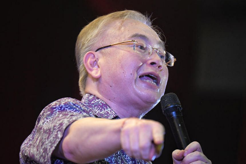 MCA president Wee Ka Siong told reporters on Dec 2 that the party's central committee had been authorised to pave the way for the move.