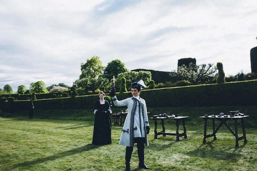 Things seem to be clicking for The Favourite, a sharp-edged, comedic drama directed by Yorgos Lanthimos and heralded by critics for performances by Olivia Colman, Emma Stone and Rachel Weisz.