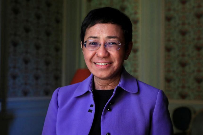 Maria Ressa's Rappler news site has been hit by a string of government efforts to shut it down.
