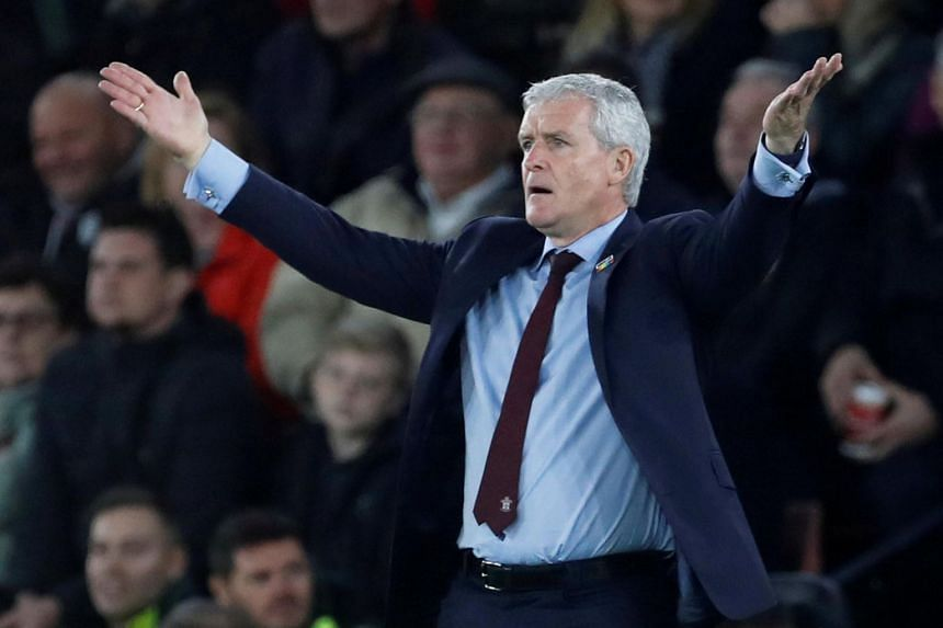 Mark Hughes' exit comes at a cost, with Southampton having to pay him around £6 million (S$10.5 million) in compensation after firing him six months into signing a three-year contract in May.