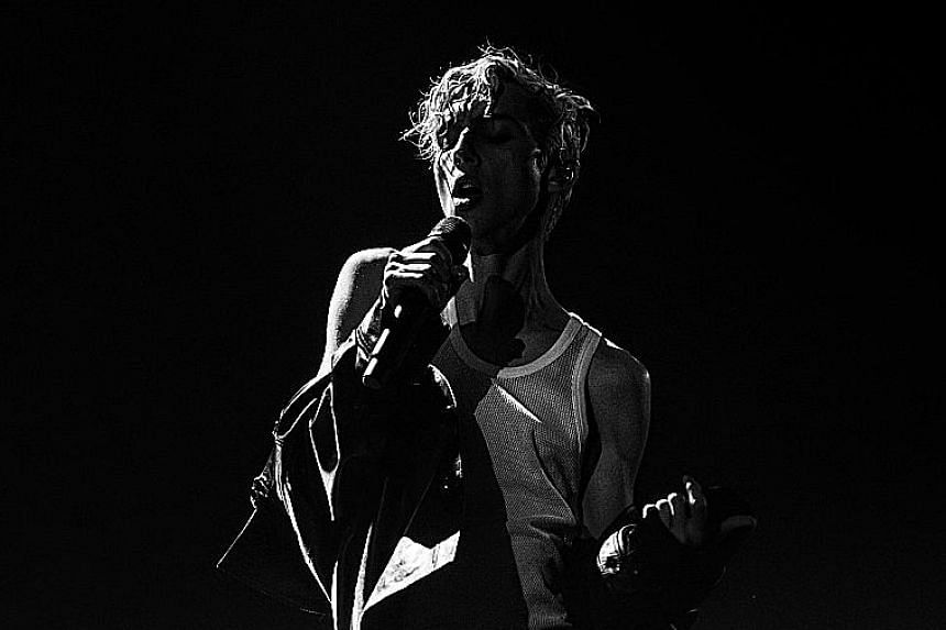 Australian singer Troye Sivan will perform at The Star Theatre on May 3.