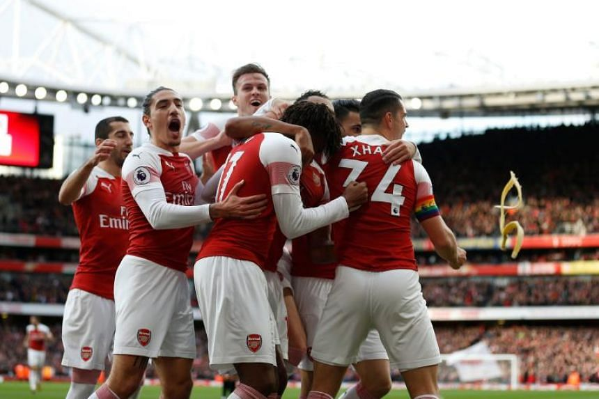 Arsenal could play minor league side Solihull Moors in the FA Cup third round after the third round draw on Dec 3, 2018.