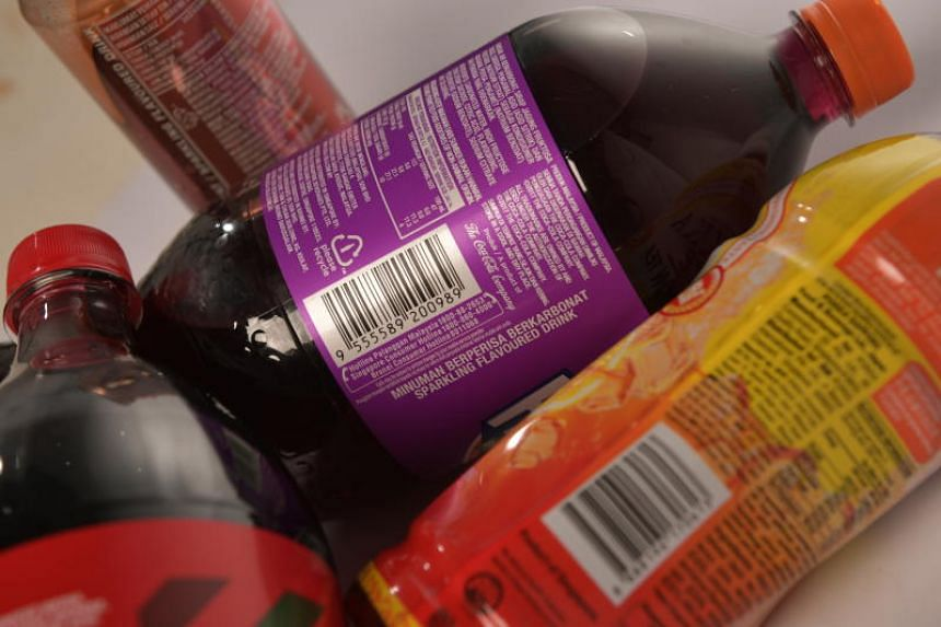 The target is on drinks as they account for more than half the 12 teaspoons of sugar people here take each day.