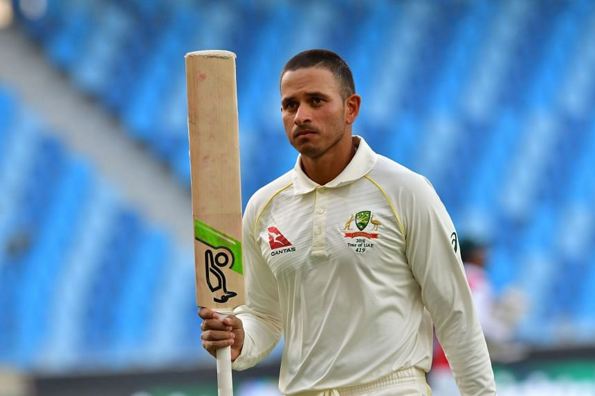 The brother of Australian cricketer Usman Khawaja was arrested in suburban Sydney and is being questioned in relation to allegations he attempted to pervert justice by making a false document.