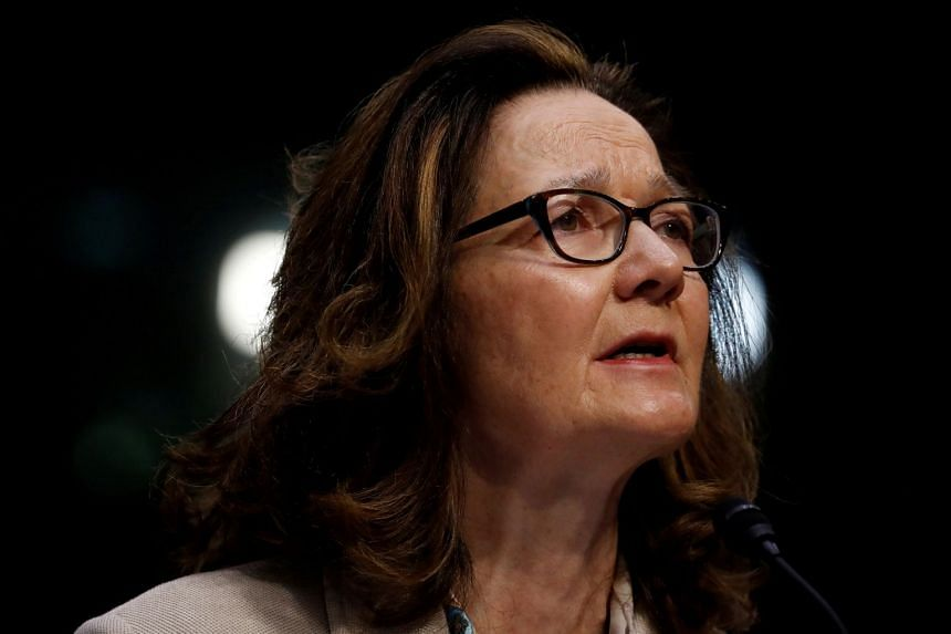 CIA Director Gina Haspel will brief the Republican and Democratic leaders of the Senate Foreign Relations, Armed Services and Appropriations committees.