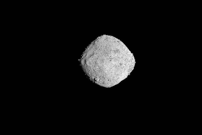 Scientists estimate there is a one-in-2,700 chance of the asteroid Bennu slamming catastrophically into Earth 166 years from now.