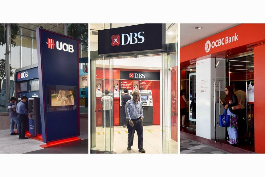 From left: UOB has developed a machine-learning solution with Tookitaki that has been used to screen names and monitor transactions; DBS uses predictive data analytics that allows audit teams to better monitor sales processes, trading activities and
