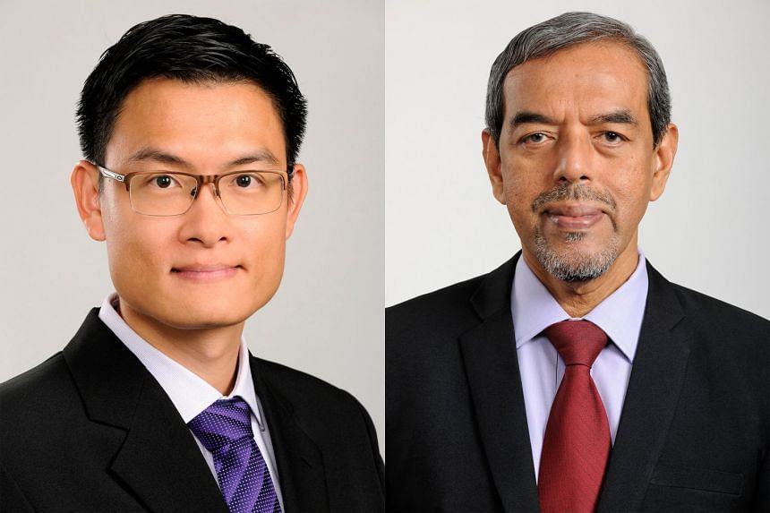 Mr Esa Masood (left), 39, will take over from Mr Abdul Razak Hassan Maricar (right), 64, as Muis chief executive on Jan 1.