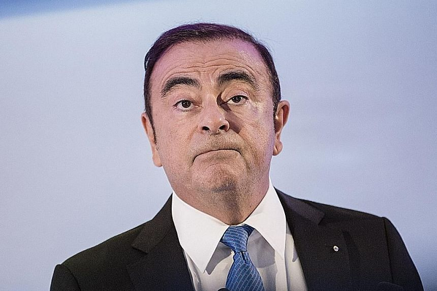 Mr Carlos Ghosn now faces a fresh claim of understating his income from 2015 to 2017.