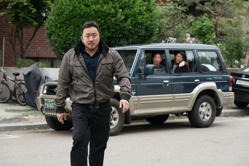 Early reviews have been calling Unstoppable the South Korean version of Taken (2008).