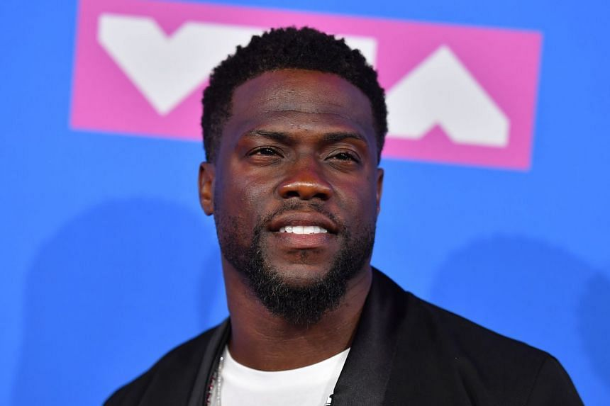 American comedian Kevin Hart will host next year's Oscar ceremony for the first time, joining a handful of black Oscar hosts over the past 90 years, including Chris Rock, Whoopi Goldberg and Sammy Davis Jr.