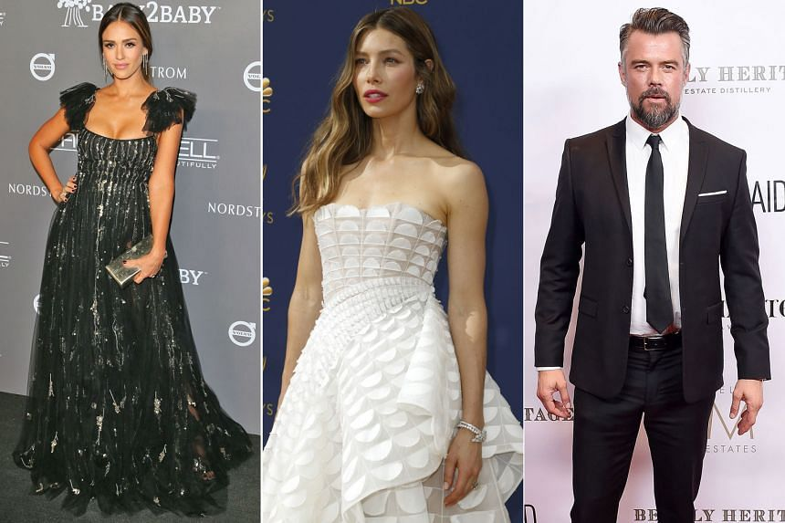 Jessica Alba (far left) and Jessica Biel (left) are No. 1 and 2 on London-based firm Verve's list of actresses in the worst-reviewed movies of the past two decades, while actor Josh Duhamel (below) is No. 3 on the actors' list.