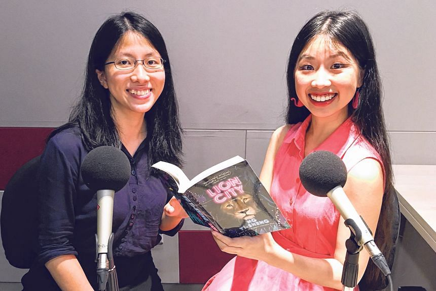Join reporters Toh Wen Li (left) and Olivia Ho in their latest podcast.
