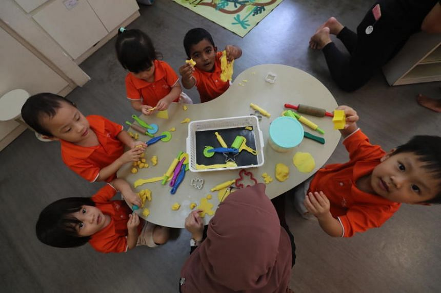NTUC First Campus will be working with the National Institute of Education in a three-year study that will track the progress of up to 100 children, from the time they are in Kindergarten 1 to when they begin Pri 1.