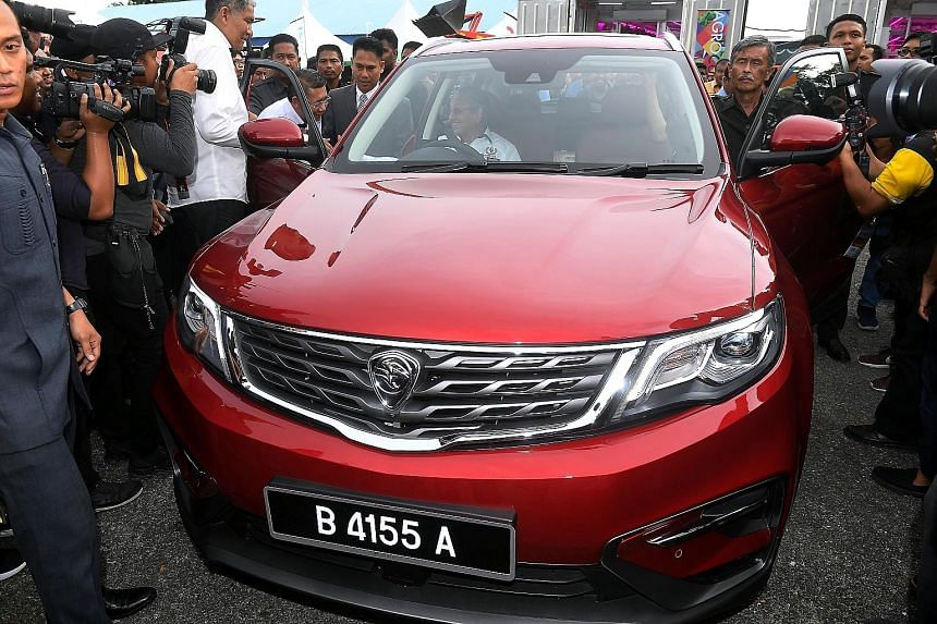 Kuala Lumpur aims to roll out third national car by 2022, SE