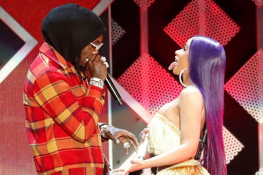 American rapper Cardi B and rapper Offset had secretly married in September 2017.
