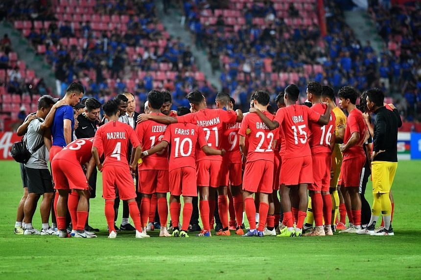 """An insider told ST: """"Given the resources and players the FAS currently has, it is not the right time to be splashing the cash on a big-name coach like [former England manager Sven-Goran] Eriksson."""""""