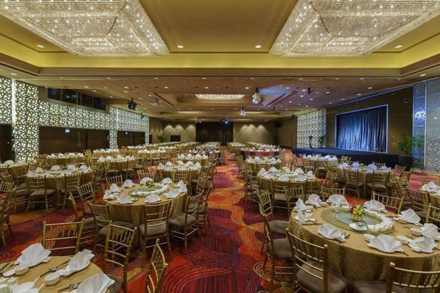 The agency has also instructed Mandarin Orchard Hotel to close the ballroom and conduct a thorough clean-up and disinfection.