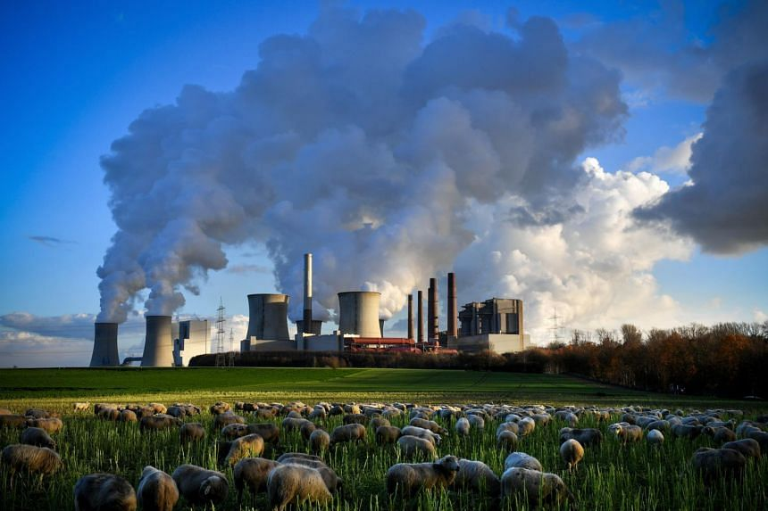 """Keeping global warming """"well below"""" 2 deg C could save about a million lives a year by 2050 through reducing air pollution alone, the World Health Organisation said."""