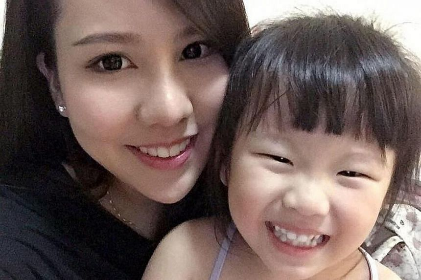 Madam Jacelyn Wong lost four-year-old daughter Eleanor Tan Si Xuan on Oct 9, 2017, in a fatal car accident.