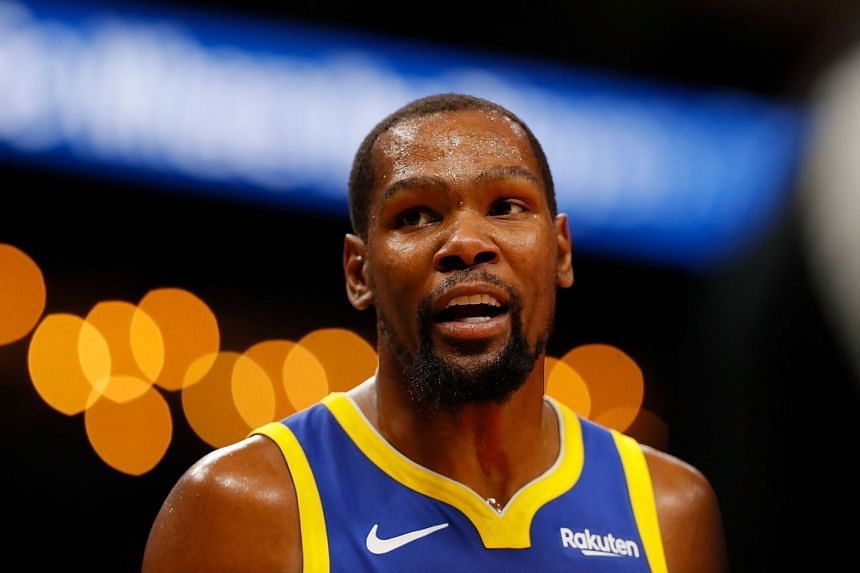 6d273035f60b Basketball  Warriors  Kevin Durant is not a fan of  toxic  environment  around LeBron James