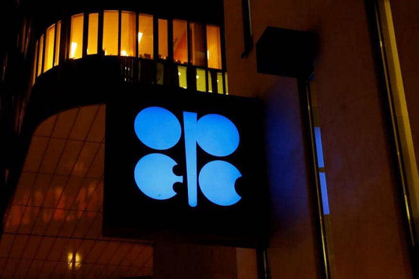 The Organisation of the Petroleum Exporting Countries (Opec) headquarters in Vienna, Austria, on Dec 5, 2018. Opec, Russia and other producers will meet in Vienna this week to discuss a potential cut in production.