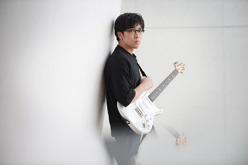 Charlie Lim will be playing material from his eponymous debut (2011), Time/Space (2015) and Check-Hook, which was released in October.