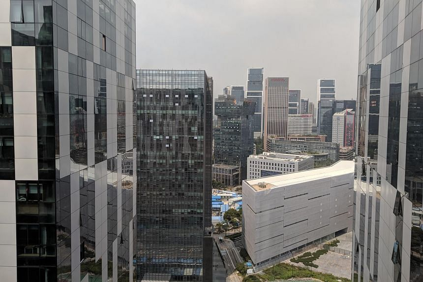 Shenzhen was one of China's four initial special economic zones, and the launch pad for the economic reforms that began in 1978.
