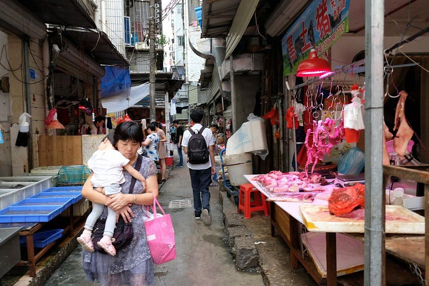 Baishizhou is one of Shenzhen's 230 urban villages, and its largest.