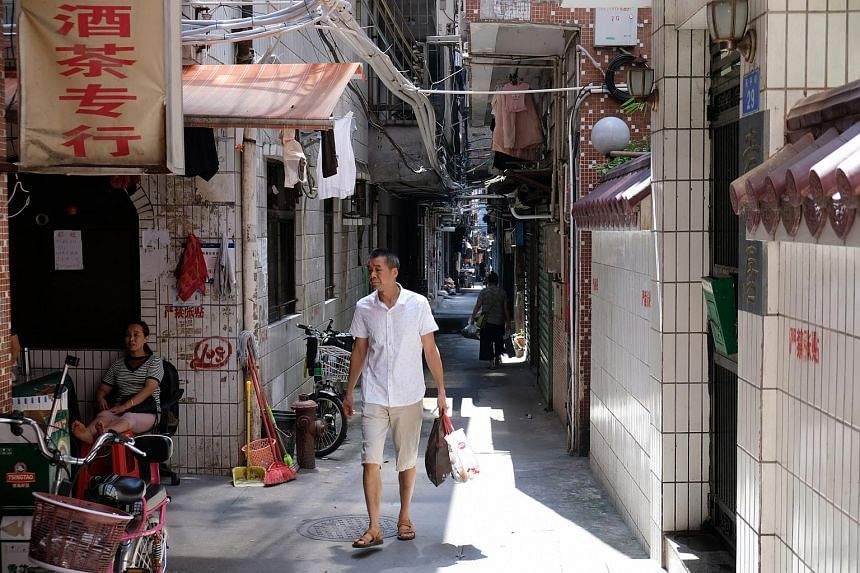 These villages provided affordable housing for migrants that crammed into the city over the years, inadvertently fuelling Shenzhen's development.
