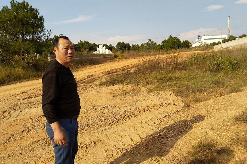 Soil pollution is a pressing problem in China, an issue that experts say the country has not done enough to fix.