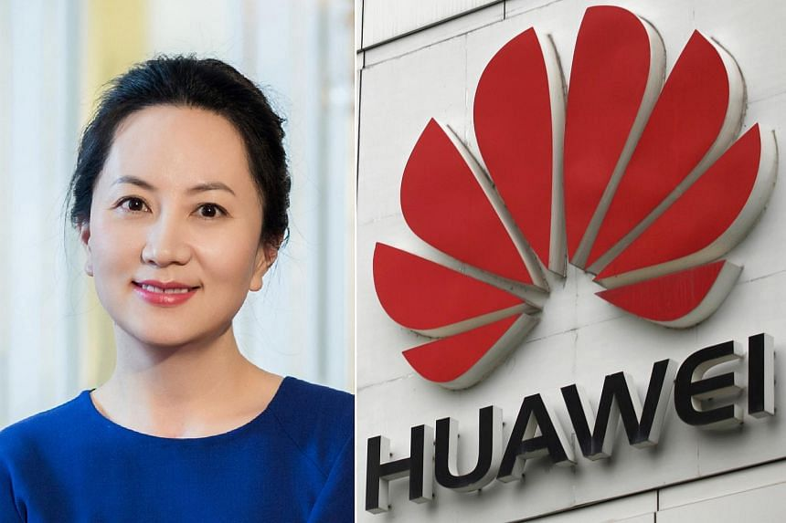 Canada arrests Huawei CFO on request of U.S.  authorities