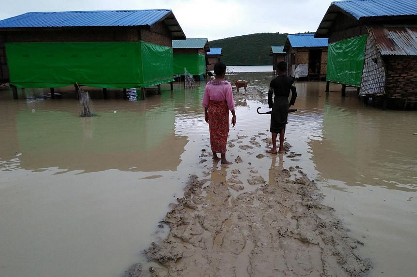 "UN chief in Myanmar, Mr Knut Ostby, warned that the government's plan for camp closures ""risks further entrenching segregation while denying internally displaced persons many of their fundamental human rights""."