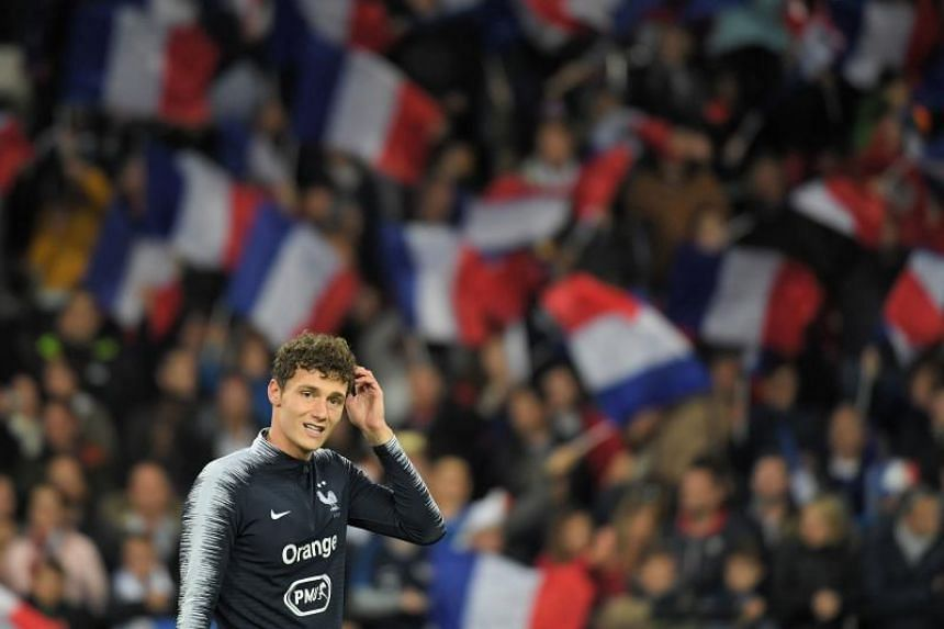 Benjamin Pavard's status skyrocketed in the summer when he scored a goal that set France on their way to World Cup glory.