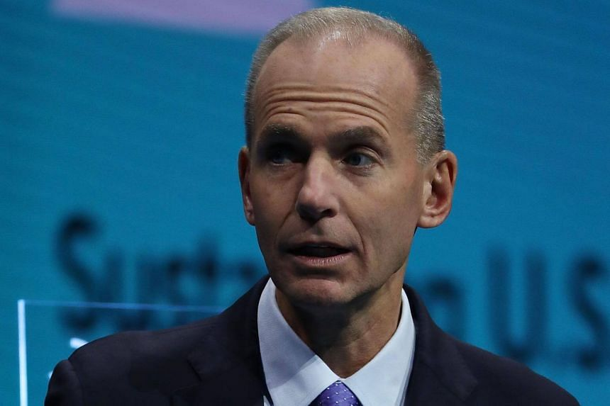 "Boeing chief Dennis Muilenburg said he was ""very confident"" in the safety of the 737 MAX, the newest version of a jet that has been a fixture of passenger travel for decades."