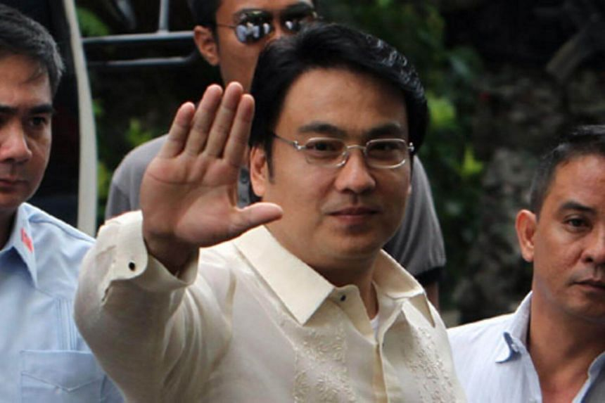 "An anti-graft court ruled that prosecutors had failed to prove that Ramon Revilla Jr had a hand in the misuse of 224.5 million pesos (S$5.8 million) worth of ""pork barrel"" funds that went through his office."